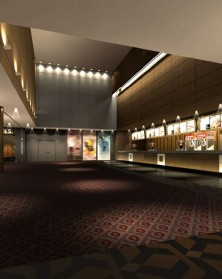 Theater largest in the downtown area in Hibiya! We provide a luxury time!