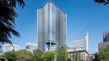 """Appearance """"Tokyo Midtown Hibiya"""" who fused with history with newness"""