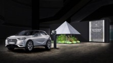MEET ELECTRIC ELEGANCE class's first 100% electric SUV, DS 3 CROSSBACK E-TENSE debut