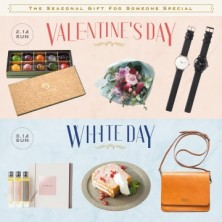 Valentine's Day / White Day