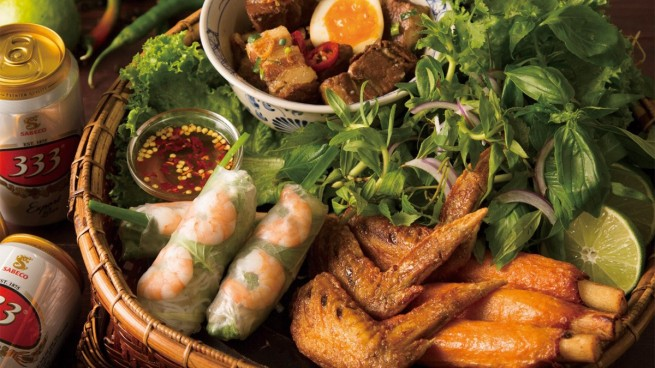 VIETNAMESE CYCLO(HIBIYA FOOD HALL)