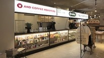 HIBIYA CENTRAL MARKET / AND COFFEE ROASTERS / 有隣堂 / FreshService