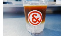 """The latest """"espresso tonic"""" of AND COFFEE ROASTERS summer"""